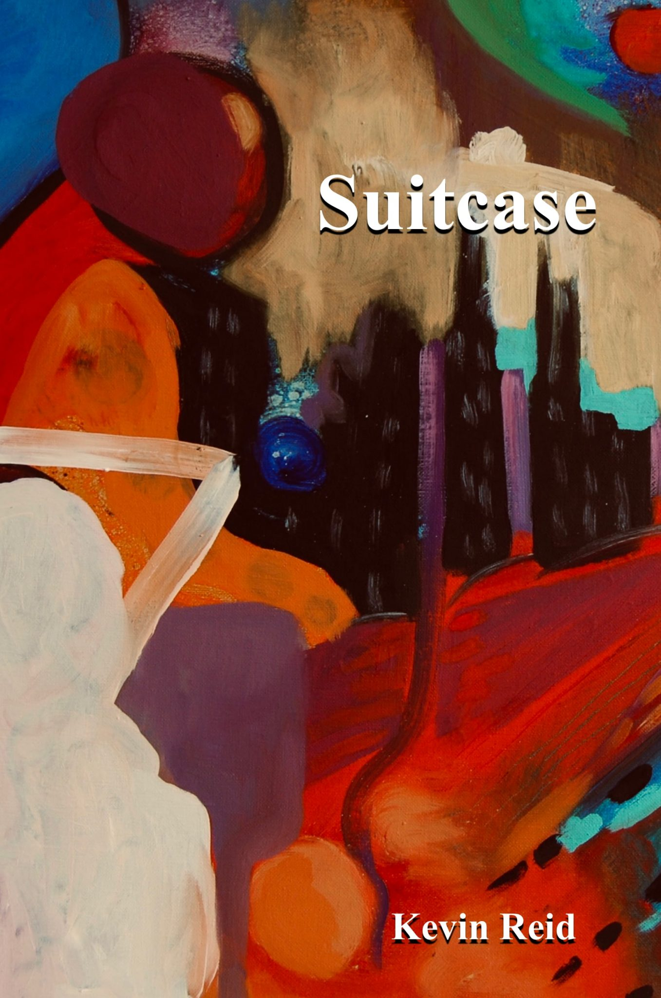 Suitcase by Kevin Reid